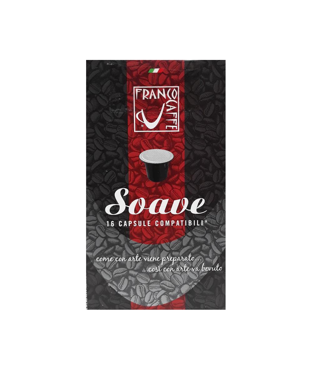 Káva FRANCO SOAVE,...
