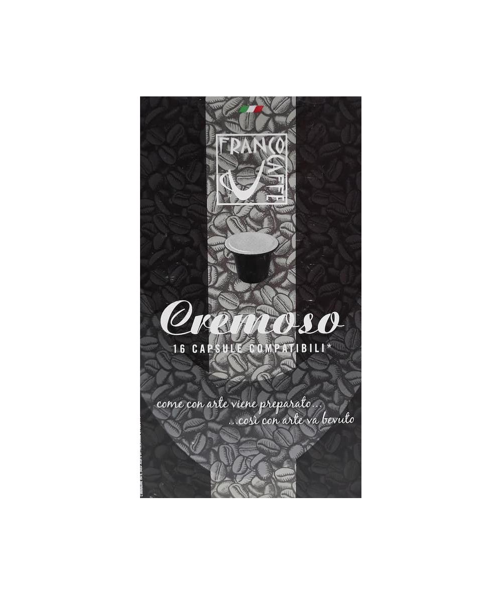Káva FRANCO CREMOSO,...