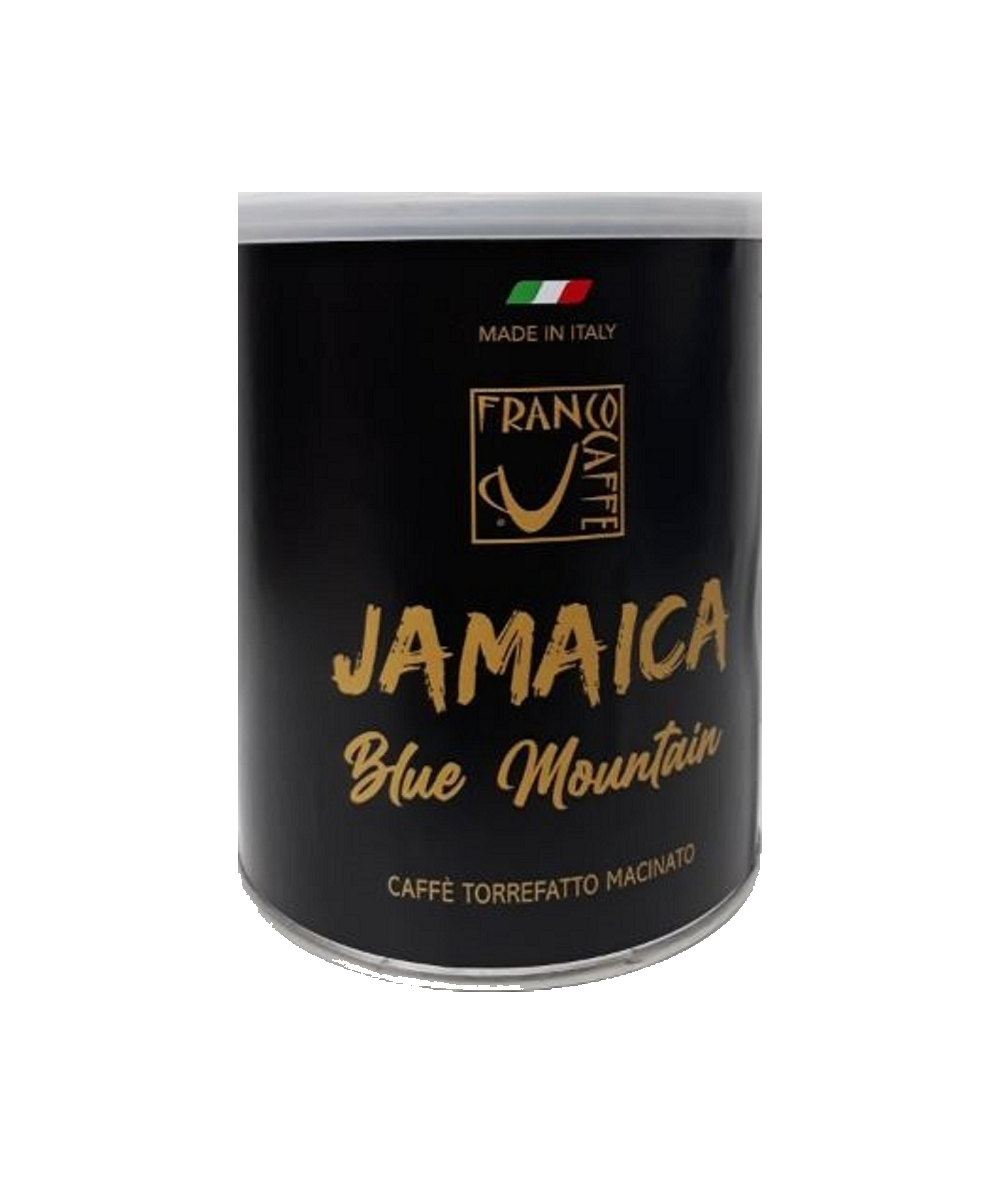 Káva FRANCO JAMAICA BLUE...