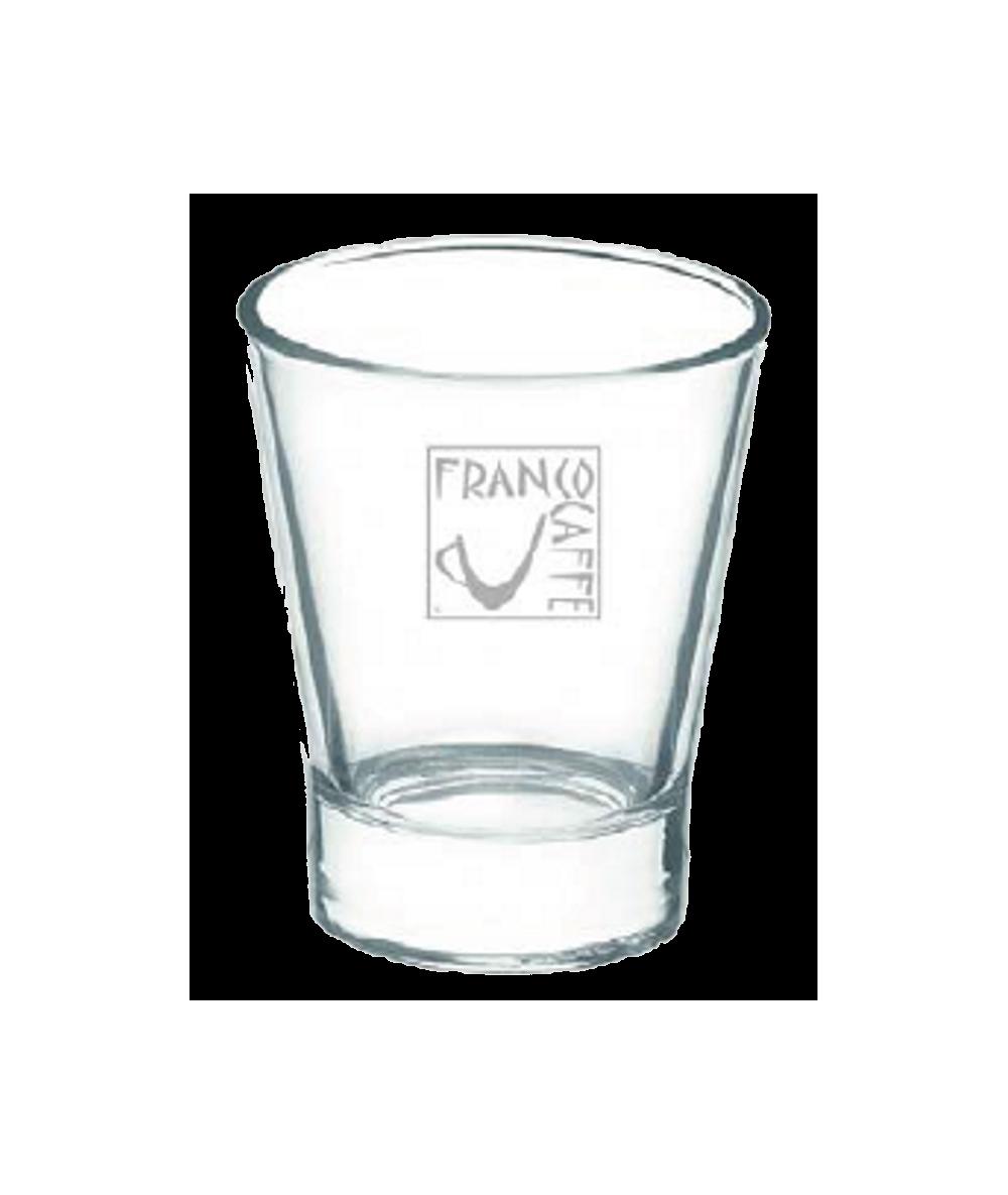 Pohár FRANCO CAFEE vodu, 80 ml