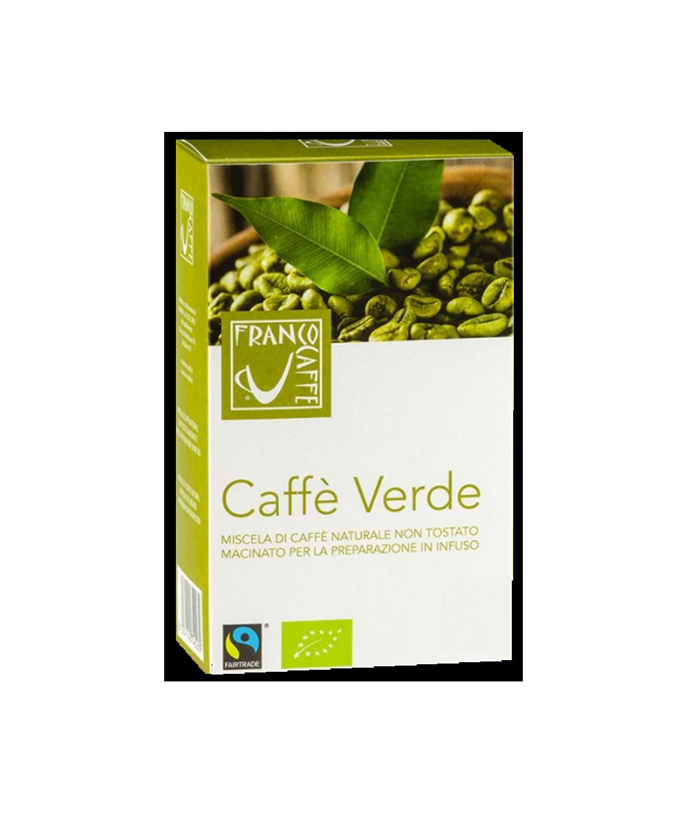 Káva FRANCO VERDE BIO /...